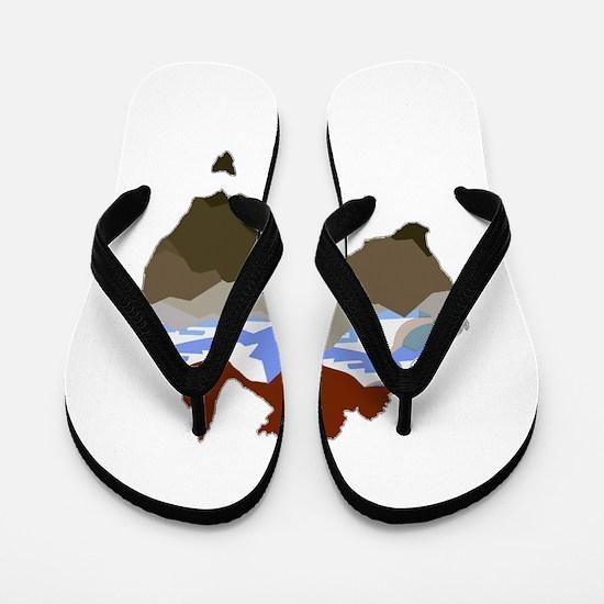 AUSTRALIA Flip Flops