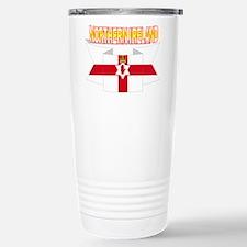 Funny Northern ireland Travel Mug