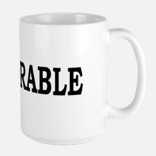 DEPLORABLE Mugs