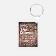 Archaeology Keychains