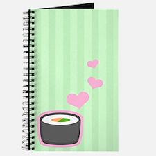Sushi Love Journal