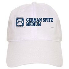 GERMAN SPITZ MEDIUM Baseball Cap