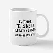 Back To Bed Mug
