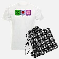 PeaceLoveDoughnuts Pajamas