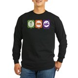 Video camera Long Sleeve T-shirts (Dark)
