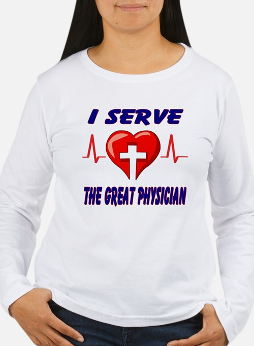 greatdoctor.jpg Long Sleeve T-Shirt