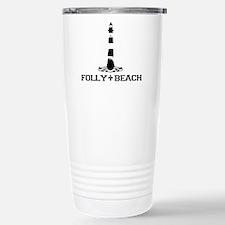 Unique Folly Travel Mug