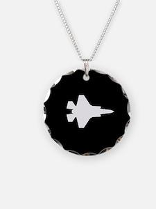 U.S. Military: F-35 Lightnin Necklace