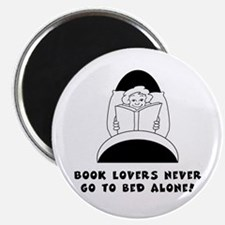 Book Lovers Bed-Female<br> Magnet