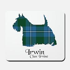 Terrier-Irwin.Irvine Mousepad