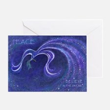 Believe In Peace Greeting Cards (1)
