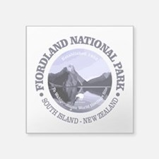Fiordland NP Sticker