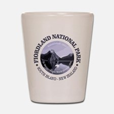 Fiordland NP Shot Glass