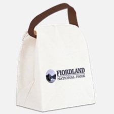 Fiordland NP Canvas Lunch Bag