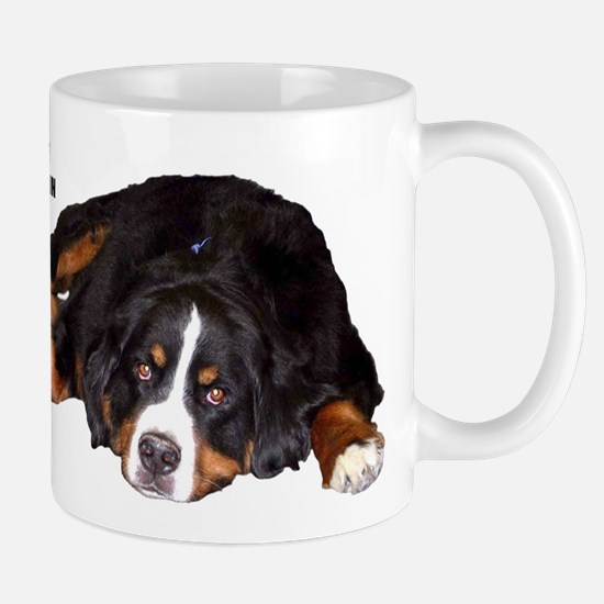 Bernese Mountain Dog - Mugs
