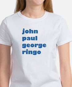 John, Paul, George, Ringo T-Shirt T-Shirt