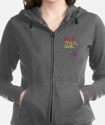 Love is Love (Gay Marriage) Sweatshirt