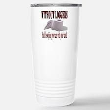 Funny Idaho state Travel Mug