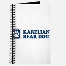KARELIAN BEAR DOG Journal