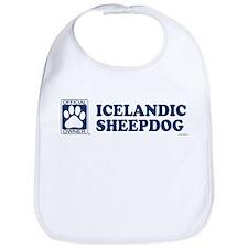 ICELANDIC SHEEPDOG Bib