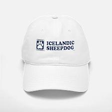 ICELANDIC SHEEPDOG Baseball Baseball Cap