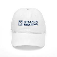ICELANDIC SHEEPDOG Baseball Cap