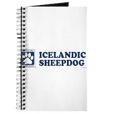 ICELANDIC SHEEPDOG Journal