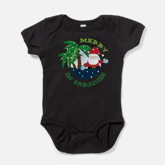 Merry In Paradise Body Suit