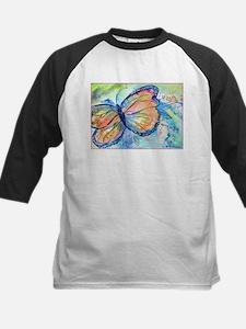 Butterfly, nature art! Baseball Jersey