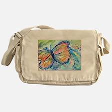 Butterfly, nature art! Messenger Bag