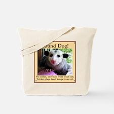 Found Dog Tote Bag