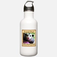 Found Dog Water Bottle