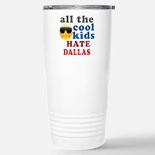 Cute Dallas Travel Mug