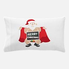 Merry Christmas Santa Pillow Case
