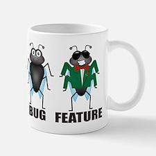 Bug vs Feature Mugs