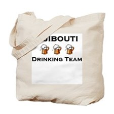 Djibouti Tote Bag