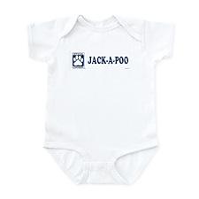 JACK-A-POO Infant Bodysuit