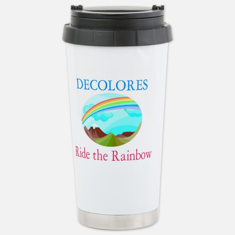 Cute Palanca Travel Mug