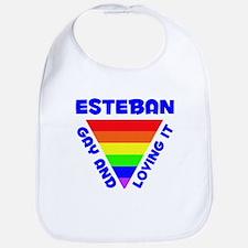 Esteban Gay Pride (#005) Bib