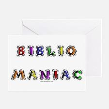 Bibliomaniac<br> Greeting Cards (Pk of 10)