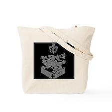cumbie haddox crest Tote Bag