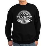 Olympic national park Sweatshirt (dark)