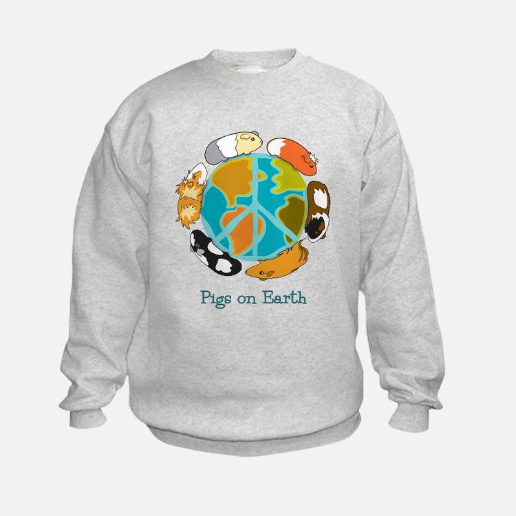 12pigsonearthKN Sweatshirt