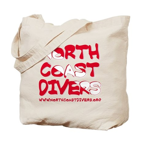 North Coast Divers Tote Bag