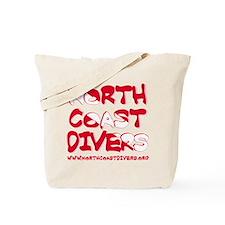 North Coast Divers Tote Bag