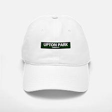 LONDON ROAD SIGNS - UPTON PARK - LONDON E13 Baseball Baseball Cap