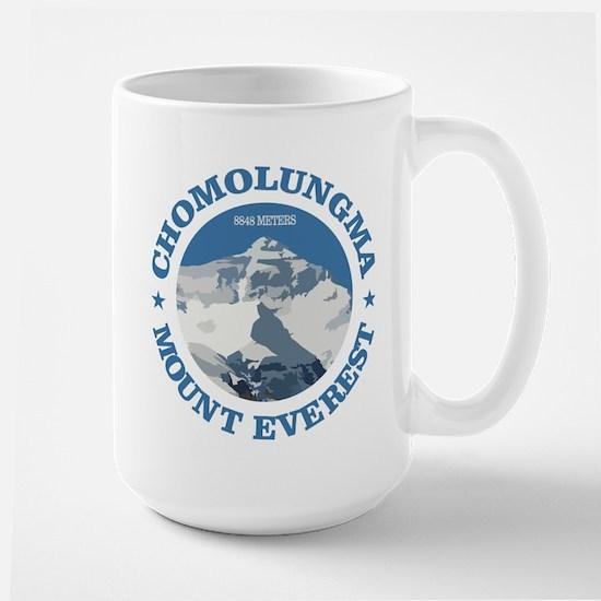 Chomolungma (Mount Everest) Mugs
