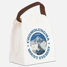 Chomolungma (Mount Everest) Canvas Lunch Bag