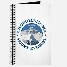 Chomolungma (Mount Everest) Journal