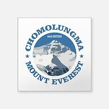 Chomolungma (Mount Everest) Sticker